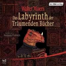 Walter Moers: Das Labyrinth der träumenden Bücher, 12 CDs