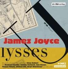 Ulysses, 22 CDs