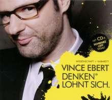 Vince Ebert: Denken lohnt sich, 2 CDs
