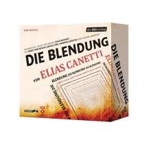 Elias Canetti: Die Blendung, 12 CDs