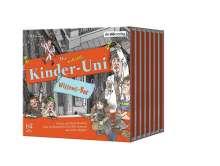 Die NEUE Kinder-Uni Wissens-Box, 7 CDs