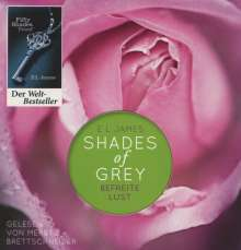 E L James: Shades of Grey 03. Befreite Lust, Diverse