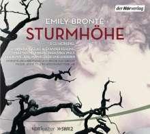 Emily Brontë: Sturmhöhe, 2 CDs