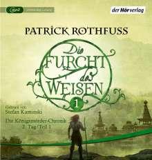 Patrick Rothfuss: Die Furcht des Weisen (1), 4 Diverses