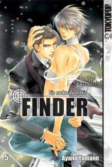 Ayano Yamane: Finder 05, Buch