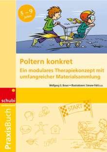 Wolfgang Braun: Praxisbuch Poltern konkret, Buch