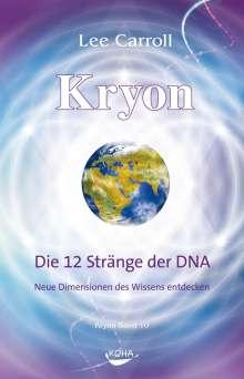 Lee Carroll: Kryon10: Die 12 Stränge der DNA, Buch