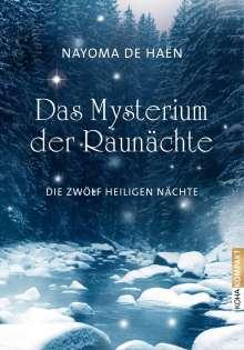 Nayoma de Haën: Das Mysterium der Raunächte, Buch