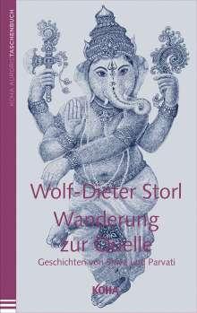 Wolf-Dieter Storl: Wanderung zur Quelle, Buch