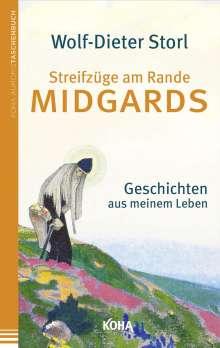 Wolf-Dieter Storl: Streifzüge am Rande Midgards, Buch