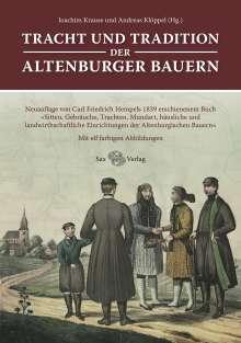 Tracht und Tradition der Altenburger Bauern, Buch
