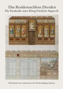 Rosemarie Pohlack: Das Residenzschloss Dresden, Buch