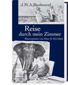 J. M. A. Biesheuvel: Reise durch mein Zimmer, Buch