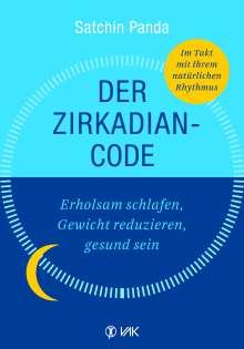 Satchidananda Panda: Der Zirkadian-Code, Buch