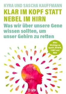 Kyra Kauffmann: Klar im Kopf statt Nebel im Hirn, Buch