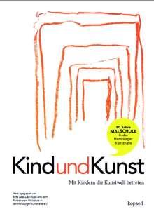 Birte Abel-Danlowski: Kind und Kunst, Buch