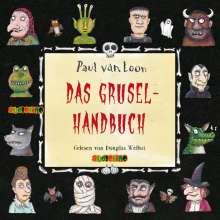 Paul van Loon: Das Gruselhandbuch, 2 CDs
