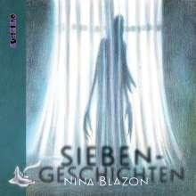 Nina Blazon: Siebengeschichten, 3 CDs