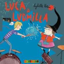 Sybille Hein: Luca & Ludmilla, 2 CDs
