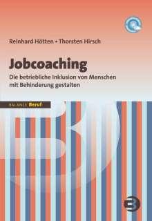 Reinhard Hötten: Jobcoaching, Buch