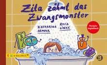 Katharina Armour: Zita zähmt das Zwangsmonster, Buch