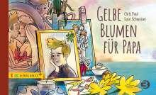 Chris Paul: Gelbe Blumen für Papa, Buch