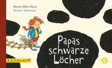 Hannah-Marie Heine: Papas schwarze Löcher, Buch