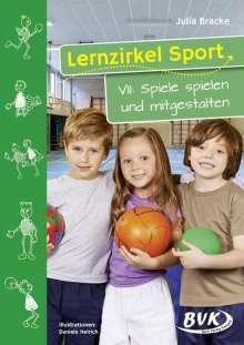 Julia Bracke: Lernzirkel Sport VII, Buch