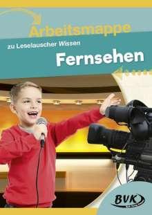 Bvk: Arbeitsmappe zu Leselauscher Wissen Fernsehen, Buch