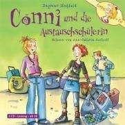 Dagmar Hoßfeld: Conni & Co 03. Conni und die Austauschschülerin, 2 CDs