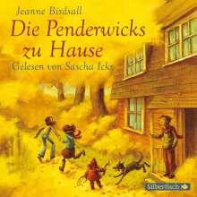 Jeanne Birdsall: Die Penderwicks zu Hause, 4 CDs