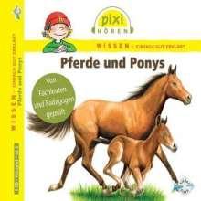 Pixi Wissen. Pferde und Ponys, CD