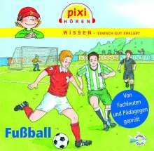 Pixi Wissen. Fußball, CD
