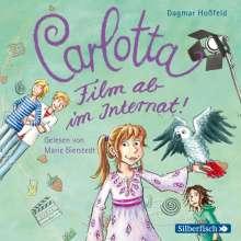 Dagmar Hoßfeld: Carlotta 03. Film ab im Internat!, 2 CDs