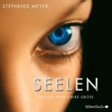 Stephenie Meyer: Seelen, 8 CDs