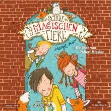 Margit Auer: Die Schule der magischen Tiere 01, 2 CDs