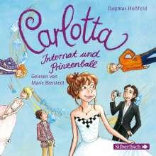 Dagmar Hoßfeld: Carlotta 04: Internat und Prinzenball, 2 CDs