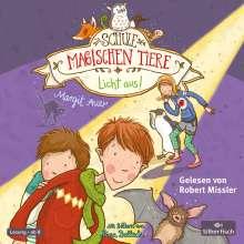 Margit Auer: Die Schule der magischen Tiere 03. Licht aus!, 2 CDs