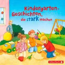 Liane Schneider: Kindergarten-Geschichten, die stark machen, CD