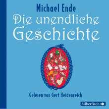 Michael Ende: Die unendliche Geschichte, 12 CDs