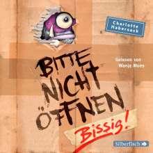 Charlotte Habersack: Bitte nicht öffnen. Bissig!, 2 CDs