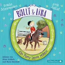 Ein Pony lernt reiten, 2 CDs