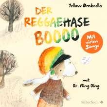 Jens Strohschnieder: Der Reggaehase BOOOO und der König, der nicht mehr tanzen wollte oder konnte, CD