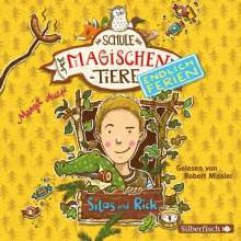 Die Schule der magischen Tiere - Endlich Ferien 2 - Silas und Rick, 2 CDs