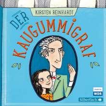 Kirsten Reinhardt: Der Kaugummigraf, CD