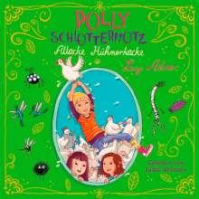 Lucy Astner: Attacke Hühnerkacke, 2 CDs