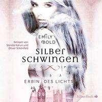 Emily Bold: Silberschwingen 1: Erbin des Lichts, 2 CDs