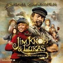 Michael Ende: Jim Knopf und Lukas der Lokomotivführer - Das Filmhörspiel, CD