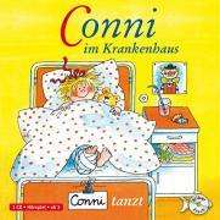Julia Boehme: Conni im Krankenhaus / Conni tanzt, CD