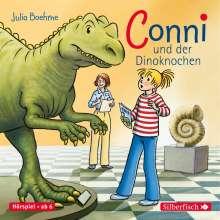 Julia Boehme: Conni und der Dinoknochen, CD